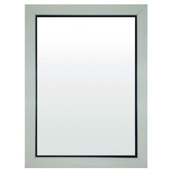 Espejo 7300 Blanco Negro