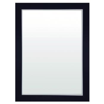 Espejo 7300 Negro Blanco