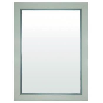 Espejo 7300 Blanco Plata